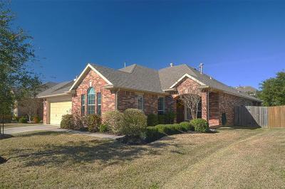 Seabrook Single Family Home For Sale: 1101 Autumn Brook Street