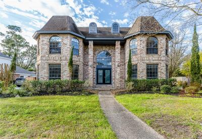 Kingwood Single Family Home For Sale: 4918 Middle Falls Drive