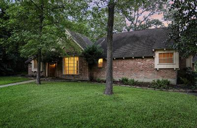 Conroe TX Single Family Home For Sale: $207,000