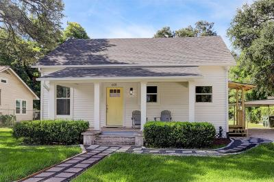 Sealy Single Family Home For Sale: 608 2nd Street