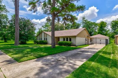 Single Family Home For Sale: 7415 Deep Forest Drive