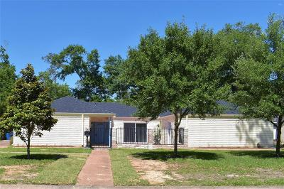Dickinson Single Family Home For Sale: 3015 Inwood Drive