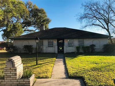 Missouri City Single Family Home For Sale: 3303 Ashmont Lane