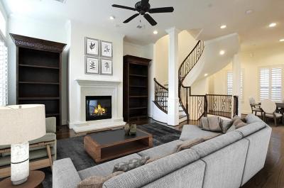 Houston Condo/Townhouse For Sale: 636 Harold Street