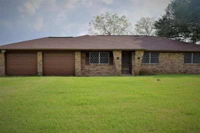 Wharton County Farm & Ranch For Sale: 330 County Road 138