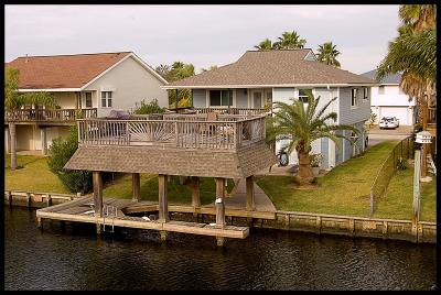 Hitchcock Single Family Home For Sale: 961 Bonita Street