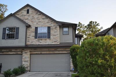 The Woodlands Condo/Townhouse For Sale: 39 Whitekirk Place