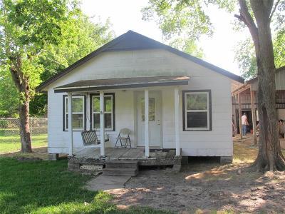 League City Single Family Home For Sale: 207 Edens Avenue