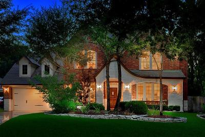 The Woodlands Single Family Home For Sale: 43 Westwinds Circle