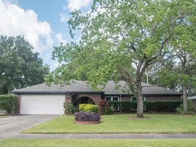 League City Single Family Home For Sale: 409 Coral Lilly Drive