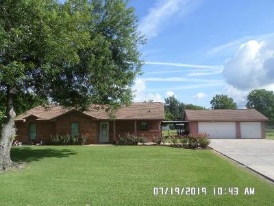 Highlands Single Family Home For Sale: 2415 Barbers Hill Road