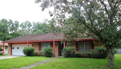 Bay City TX Single Family Home For Sale: $189,900