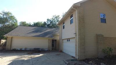 Houston Single Family Home For Sale: 15607 Pine Mountain Drive