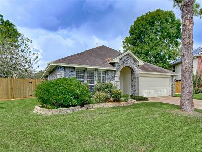 League City Single Family Home For Sale: 2213 Dublin Drive