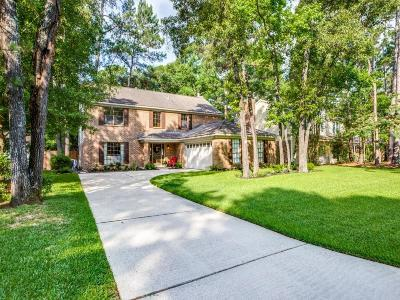 The Woodlands Single Family Home For Sale: 47 Sylvan Forest Drive