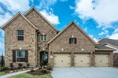 Cypress TX Single Family Home For Sale: $468,968