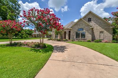 Fulshear Single Family Home For Sale: 33018 Weatherby Court