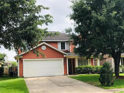 Katy Single Family Home For Sale: 19615 Plantation Grove Trail