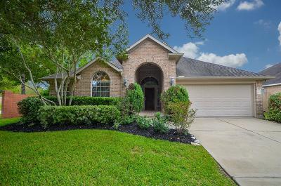 Katy Single Family Home For Sale: 26503 Abbey Springs Lane