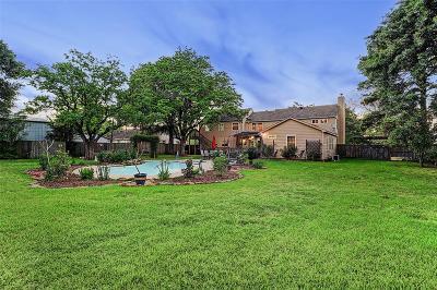 Houston Single Family Home For Sale: 6940 Ashburn Street