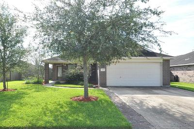 Pearland Rental For Rent: 3901 Pennyoak Drive