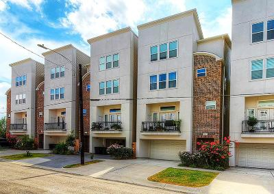 Houston Single Family Home For Sale: 1415 Beachton Street