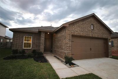 Texas City Single Family Home For Sale: 2409 Ivory Court
