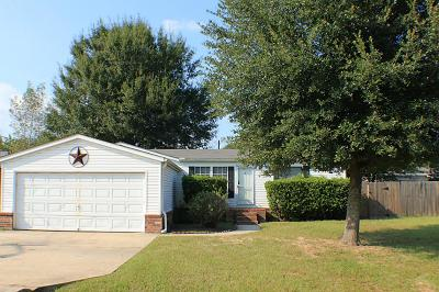Conroe Single Family Home For Sale: 16405 Hill Country Drive