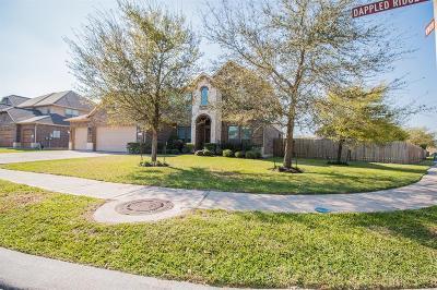 Pearland Single Family Home For Sale: 3502 Dappled Ridge Way