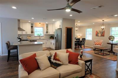 Brookside Single Family Home For Sale: 6207 Ellen Drive