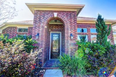 Tomball Single Family Home For Sale: 13003 Northwood Glen Lane