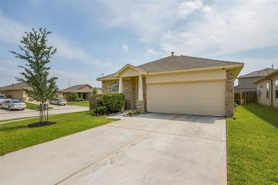 Tomball Single Family Home For Sale: 11438 Northam Drive