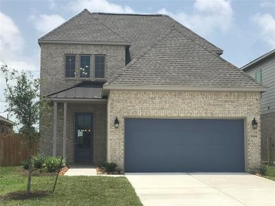 Dickinson Single Family Home For Sale: 5306 Abbeville Court
