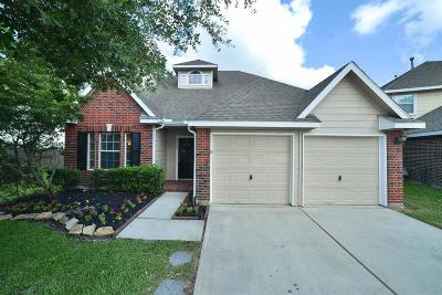 Spring Single Family Home For Sale: 4518 Bridgestone Cliff Court