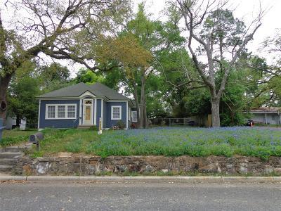 Walker County Single Family Home Option Pending: 1420 21st Street