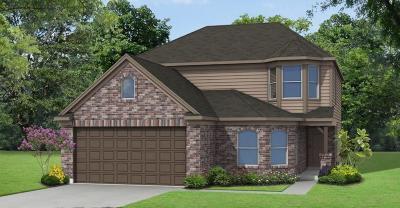 Houston Single Family Home For Sale: 1018 Ranch Oak Drive