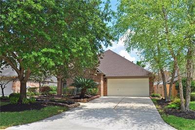 Kingwood Single Family Home For Sale: 3326 Tamarind Trail