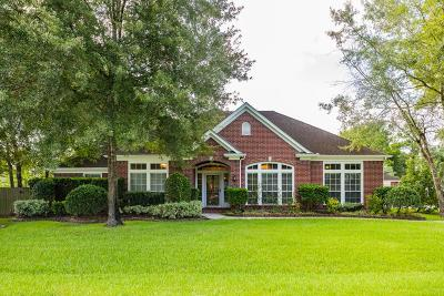 Friendswood Single Family Home For Sale: 607 Forest Bend Lane