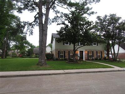 Houston Single Family Home For Sale: 12403 Barryknoll Lane