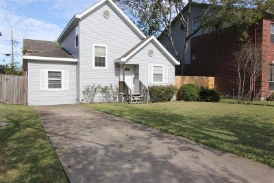 Bellaire Single Family Home For Sale: 4416 Holt