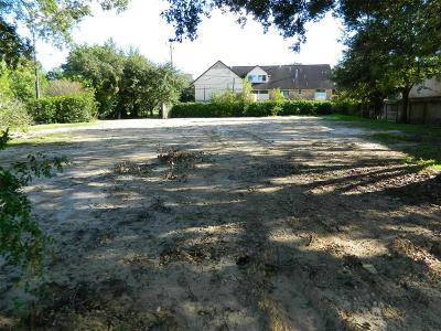 Houston Residential Lots & Land For Sale: 5103 S Braeswood Boulevard