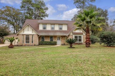 Houston Single Family Home For Sale: 2422 Micliff Boulevard