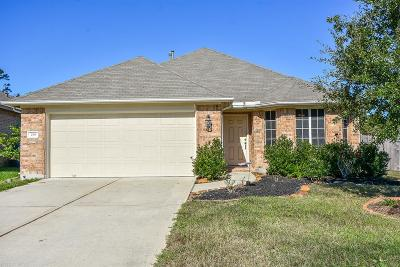 Magnolia Single Family Home For Sale: 200 Country Crossing Circle