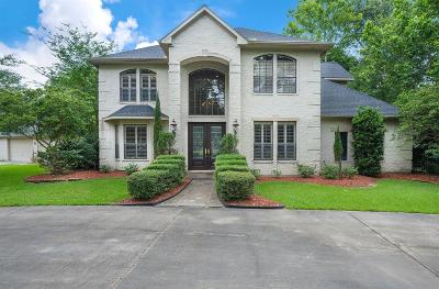 Huffman Single Family Home For Sale: 142 Lago Trace Drive