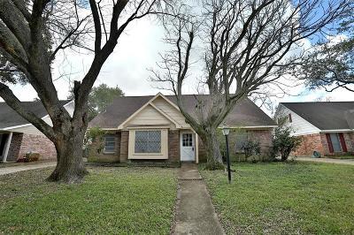 Missouri City Single Family Home For Sale: 1407 Cherry Creek Court