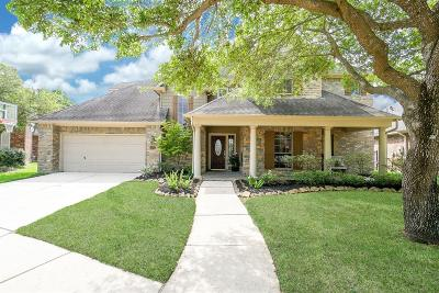 Katy Single Family Home For Sale: 21707 Colonial Bend Lane