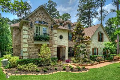 Conroe Single Family Home For Sale: 10326 Hunter Creek Lane