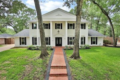 Memorial Single Family Home For Sale: 11 Warrenton Drive