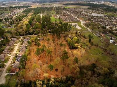 Tomball Farm & Ranch For Sale: 8908 Dowdell Road