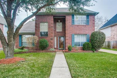 Houston Single Family Home For Sale: 13322 Clayton Hill Drive